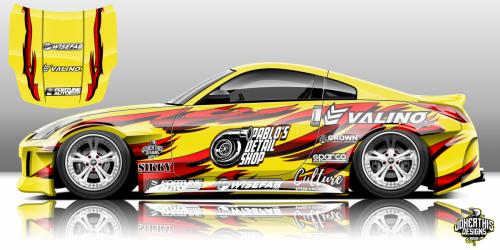 Jake Wise's 350Z