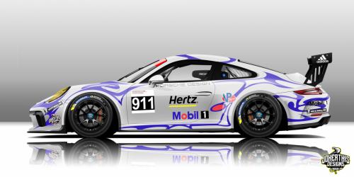 Porsche 991.2 GT3 Cup