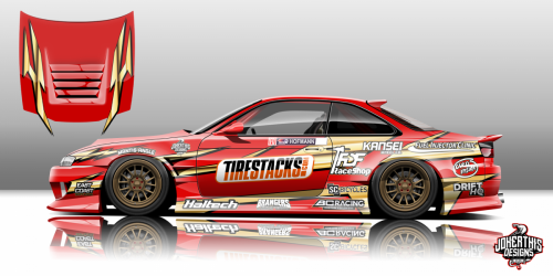 Ricky Hofmann's FD S14