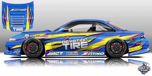 Ryan Drutz's S14 - 2020